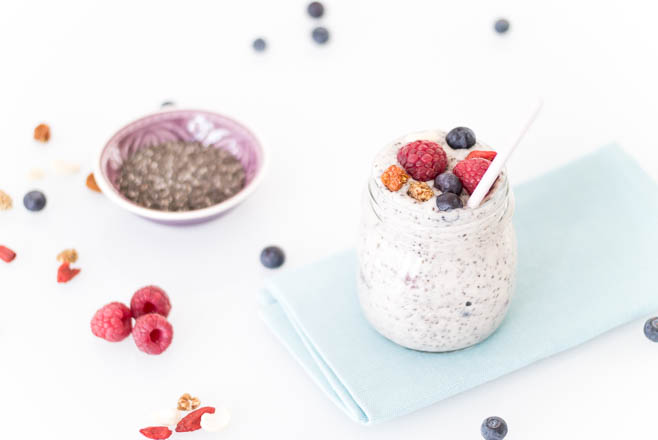 Healthy Chia pudding-12