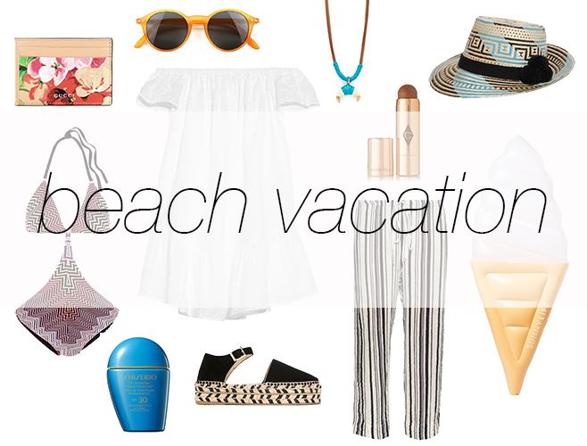 beach vacation FI