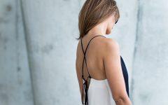 minimalistic dress-6790 FI
