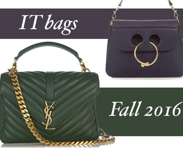 IT bags 2016